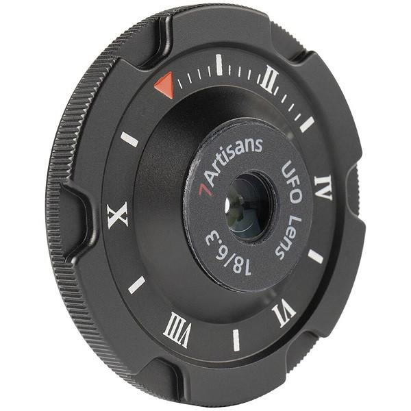 7Artisans 18mm f/6.3 UFO Lens (Sony E)