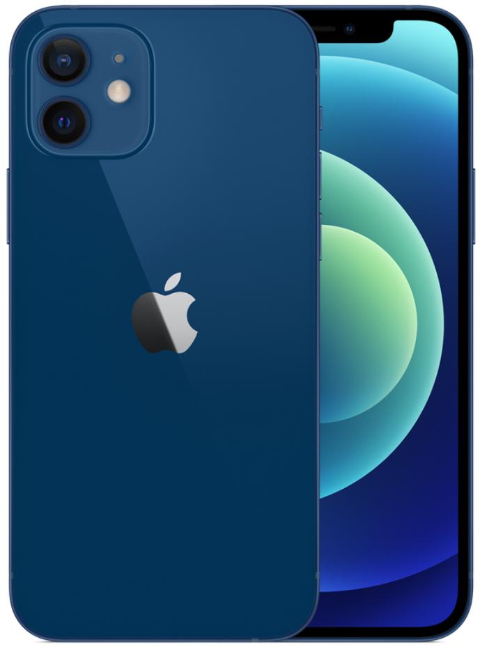 Apple iPhone 12 5G 64GB Blue (eSIM)