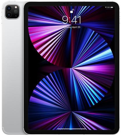 """Apple iPad Pro 11"""" (2021) Wifi 128GB Silver (8GB RAM)"""