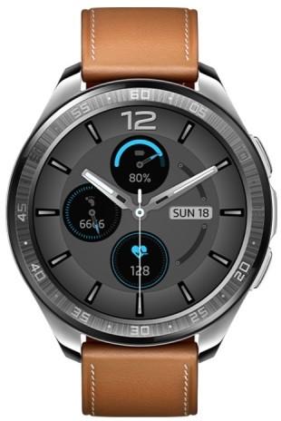 Vivo Watch 46mm Fitness Tracker Smart Watch Silver