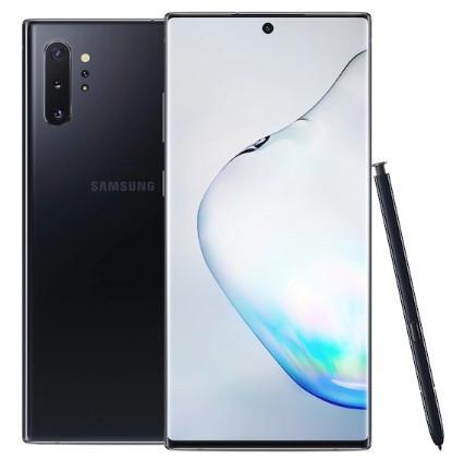 Samsung Galaxy Note 10 Plus Dual Sim N975FD 256GB Black (12GB RAM)