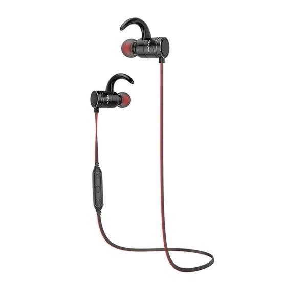 AWEI AK7 Waterproof In-ear Earphone (Black)