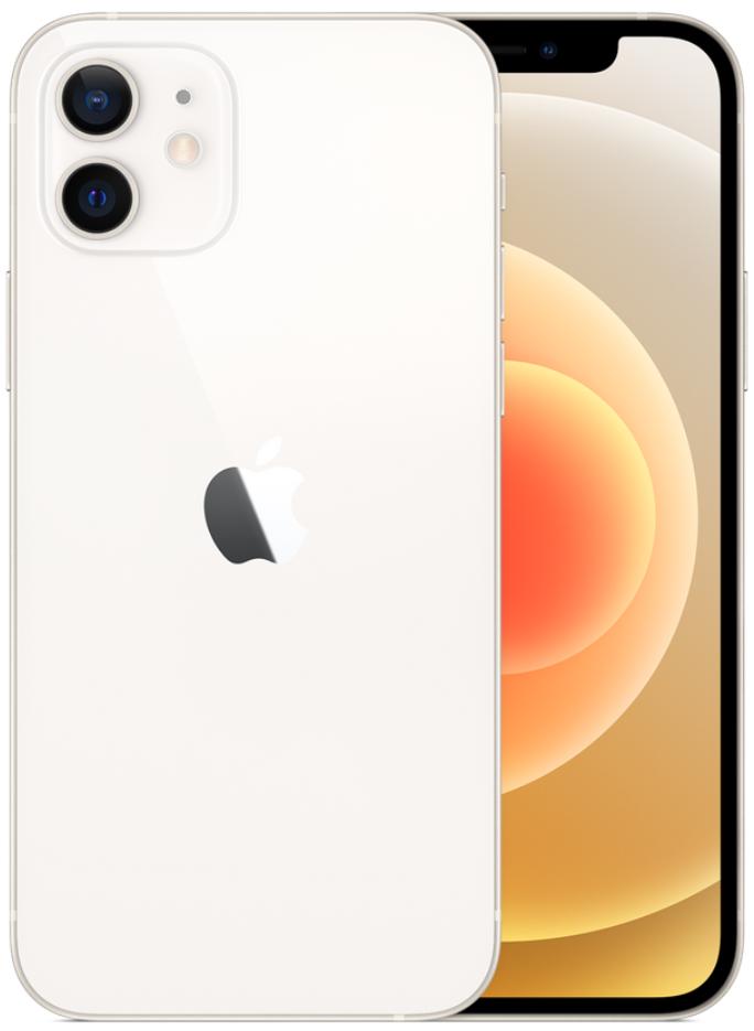 Apple iPhone 12 5G A2404 Dual Sim 128GB White