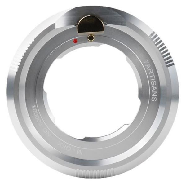 7Artisans Adapter Leica M to Fuji G (Silver)