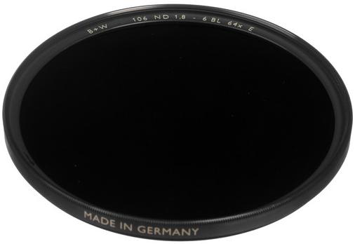 B+W 77mm ND106E 1.8 - 64X filter (B1066159)