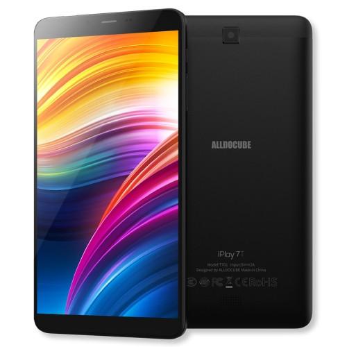 ALLDOCUBE T701 iPlay7T 6.98 inch Dual Sim 4G Tablet 16GB Black (2GB RAM)