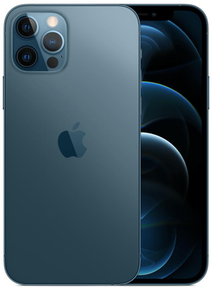 Apple iPhone 12 Pro 5G A2408 Dual Sim 512GB Blue