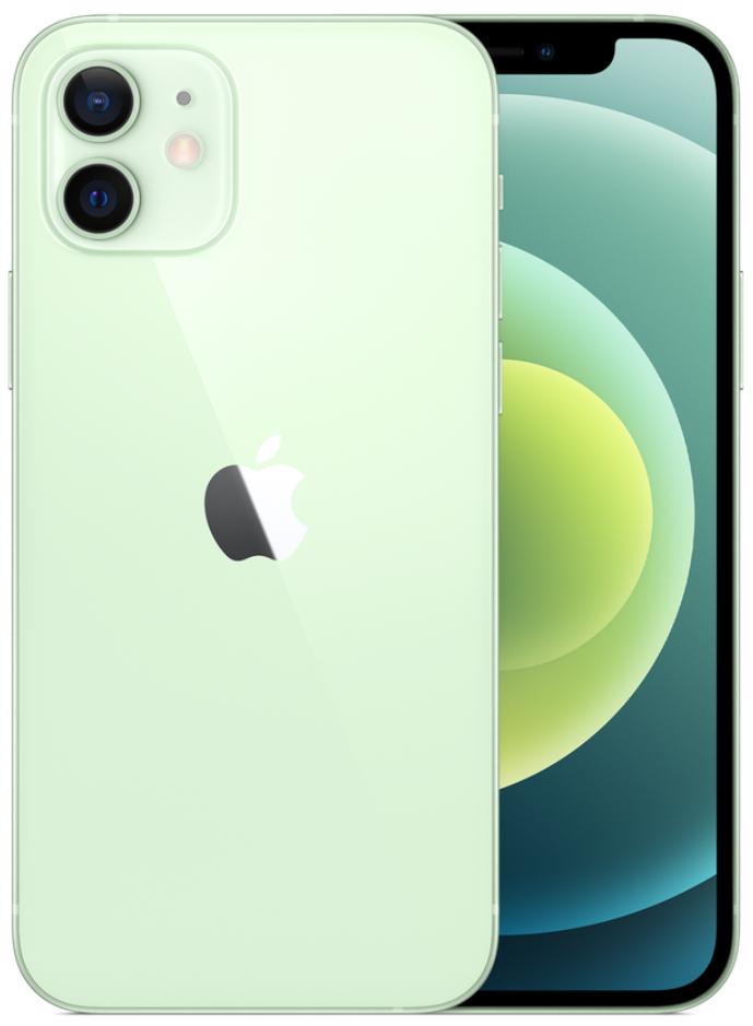 Apple iPhone 12 5G 128GB Green (eSIM)