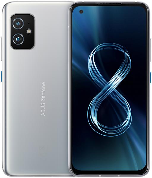Asus ZenFone 8 5G Dual Sim ZS590KS 256GB Silver (8GB RAM)