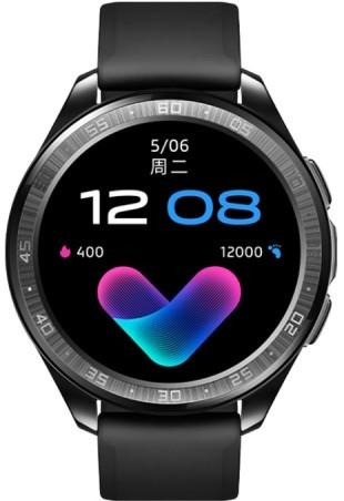 Vivo Watch 46mm Fitness Tracker Smart Watch Black