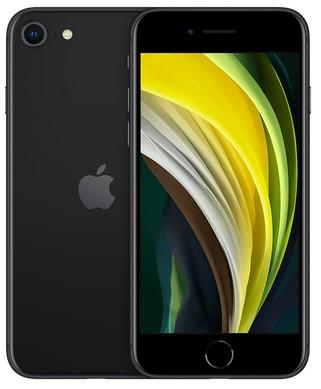 Apple iPhone SE 2020 256GB Black (eSIM)