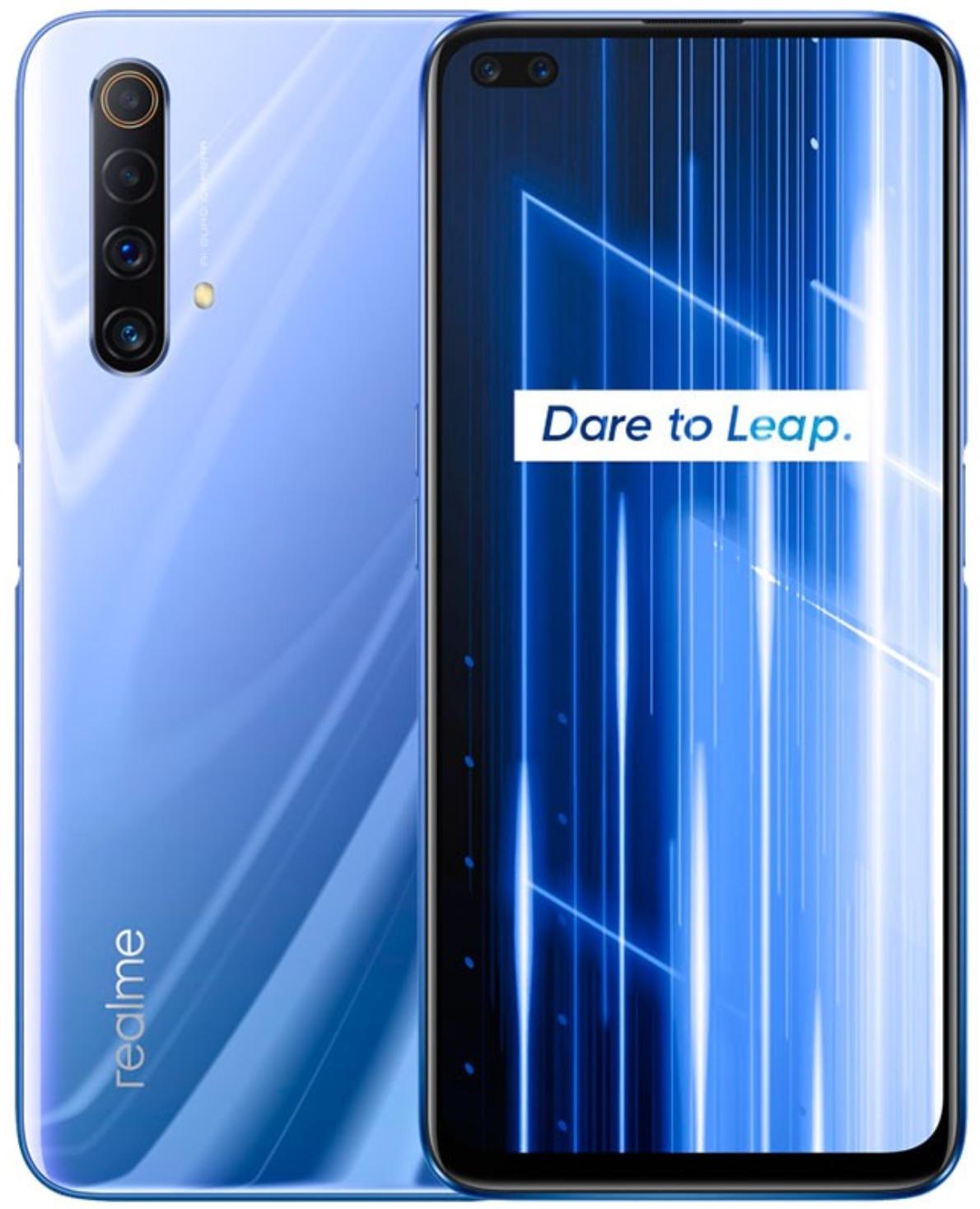 Realme X50 5G Dual Sim 128GB Blue (6GB RAM)