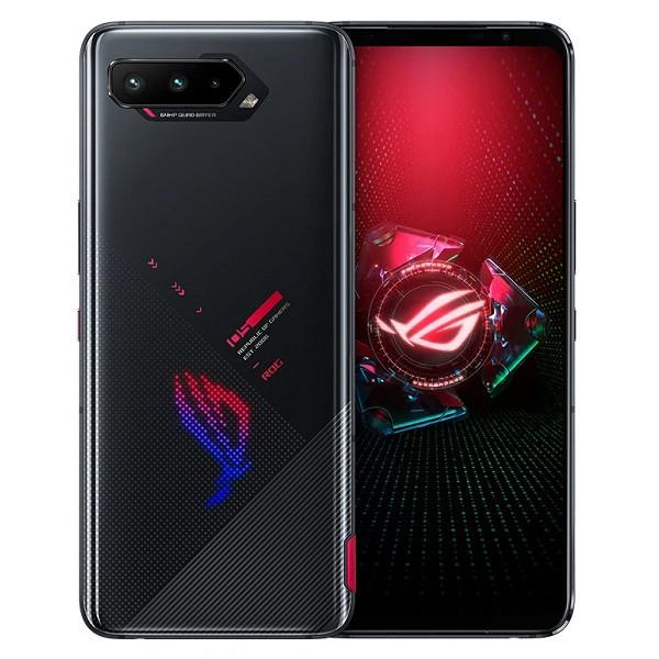 Asus ROG Phone 5 5G ZS673KS Dual Sim 128GB Black (8GB RAM) - Tencent Version