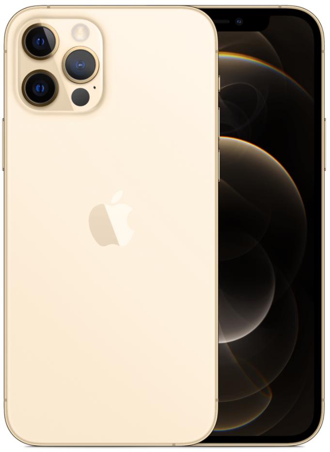 Apple iPhone 12 Pro 5G A2408 Dual Sim 128GB Gold
