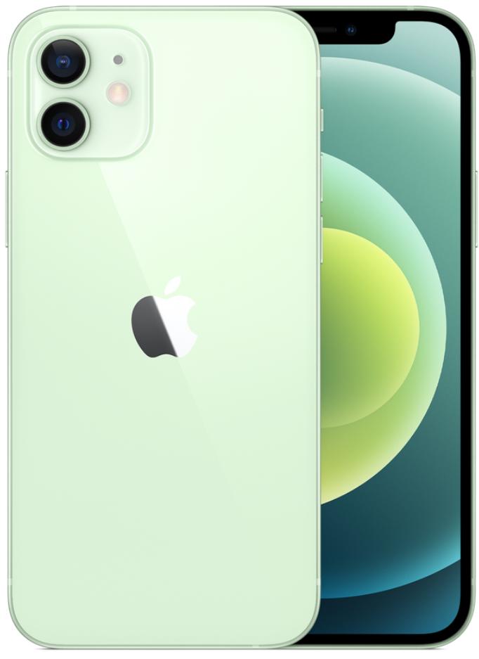 Apple iPhone 12 5G A2404 Dual Sim 64GB Green