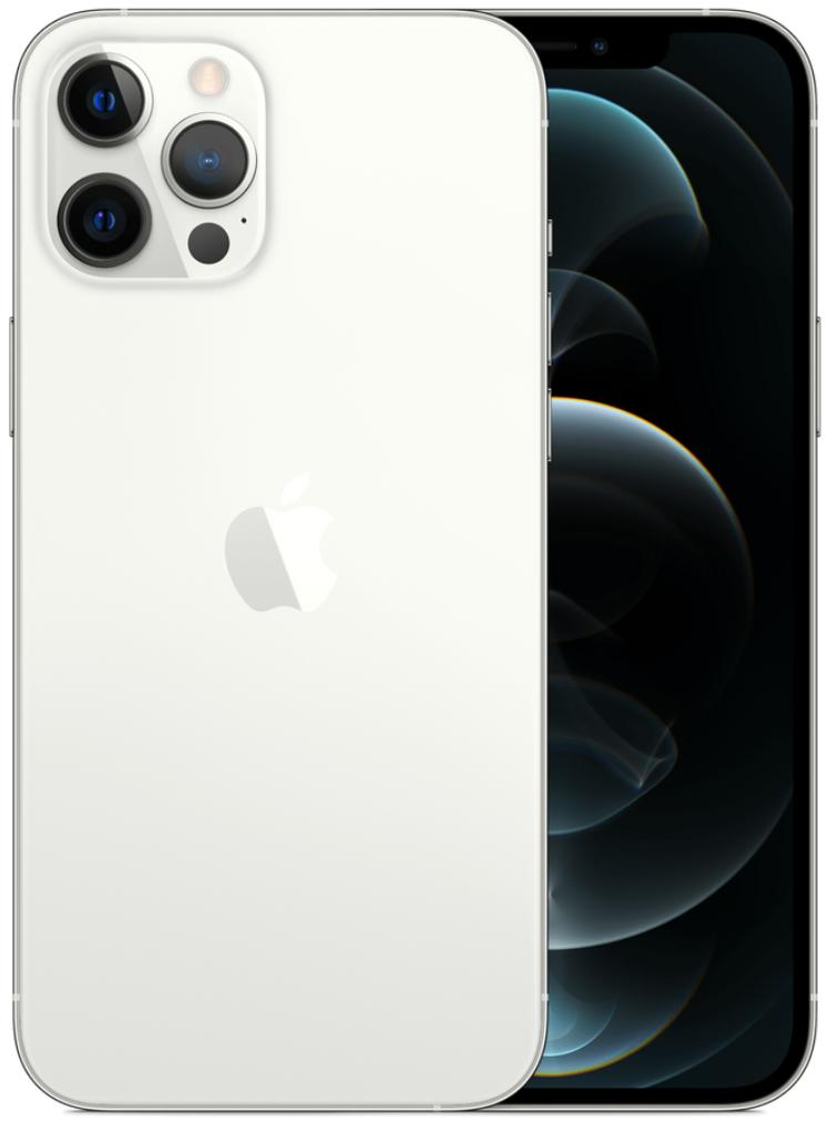 Apple iPhone 12 Pro Max 5G 512GB Silver (eSIM)