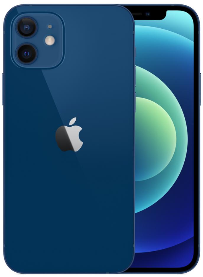 Apple iPhone 12 5G A2404 Dual Sim 64GB Blue