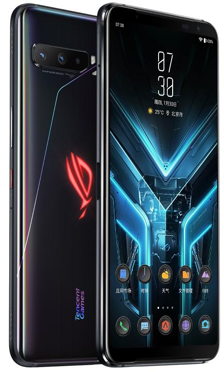 ASUS ROG Phone 3 5G ZS661KS Dual 128GB Black (12GB RAM) - Elite Edition