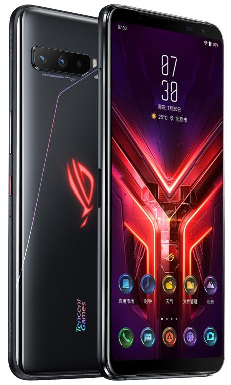ASUS ROG Phone 3 5G ZS661KS Dual 256GB Black (12GB RAM) - Classic Edition
