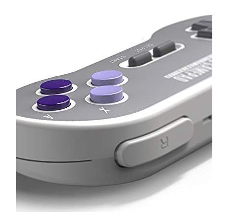 8Bitdo SN30 2.4G Wireless Gamepad Retro Controller